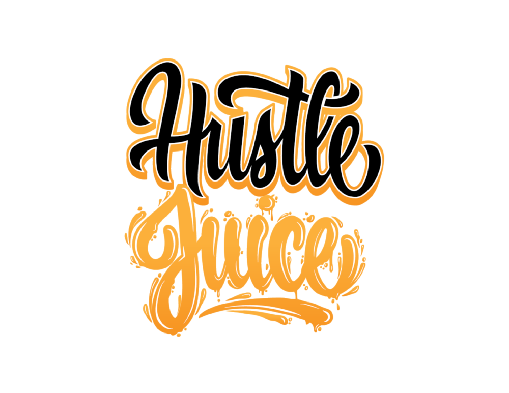 Hustle Juice Logo
