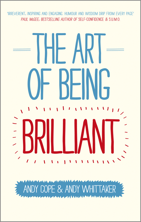 The Art of Being Brilliant - Andy Cope is a best-selling author, trainer, teacher, and learning junkie. He brings the best of what he knows from the field of positive psychology. In The Art of Being Brilliant, he explains how being brilliant, successful and happy isn't about changing who you are – It's about finding out what works for you, and doing more of it! The book is full of advice, case studies, quotes, funny stuff and important questions to get you thinking about your work, relationships and life. To me, this book is a mental warm-up before the race.