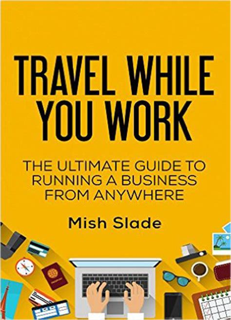 Travel While You Work - All around the world, thousands of freelancers are packing up their laptops and setting up shop in Thai cafes and Spanish coworking spaces. Travel While You Work is your guide to how you can make the transition from boring office job to a more flexible way of working and living. This book won't teach you how to start a business, or what your next business venture should be, but, Travel While You Work will give you all the inspiration, resources and practical guidance you need to take an already existing business model and turn it into a location independent success story.