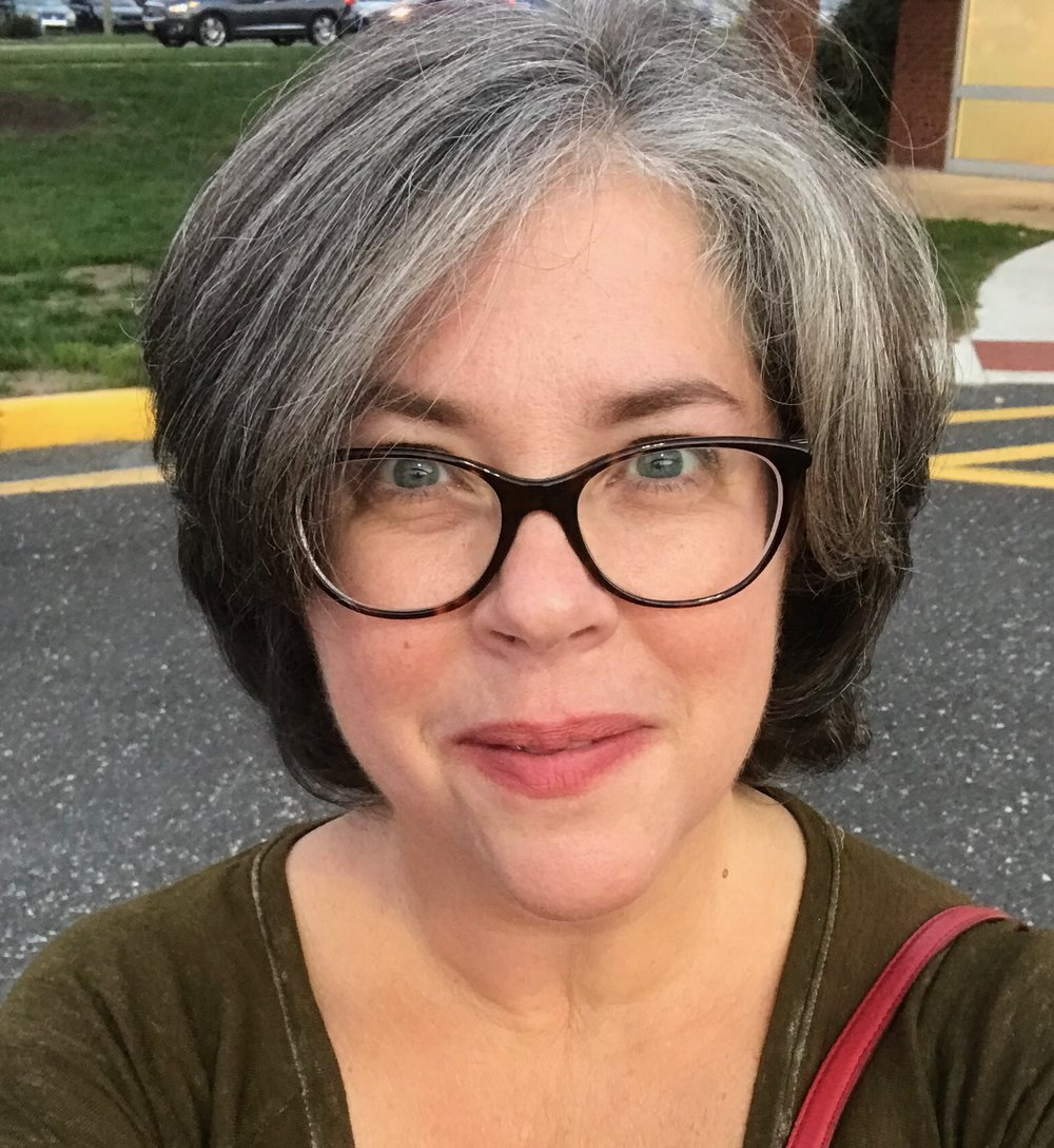 Just a quick hello! - Lovely of you to stop by! I'm Kelly—artist, author, poet, woman who took a selfie in the parking lot just after getting a hair cut. You can click on the words above to get to some of the pages on my website. Glad to have you here!