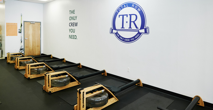About The Studio - Total Row Fitness is Buckhead's premier, family owned, rowing-centric studio offering total-body, small group classes designed to build cardiovascular & muscular endurance and strength and torch up to 900 calories/hour through rowing and a wide variety of strength exercises. Total Row is dedicated to giving back to their community through their Give Me 10 Big Ones campaign. They also host private classes—perfect for team building, parties, fundraising and more! Total Row offers 1 free week of classes to get familiar with their program before deciding on the package or membership that's perfect for you! Total Row is located in the Zoe's Kitchen shopping center on Roswell Road in Buckhead. Learn more and get started with your free week here: www.totalrowfitness.com.Blog: http://totalrowfitness.com/about/blog/Social Media: @totalrowfitness on Instagram and Twitter & Facebook - www.facebook.com/totalrowfitnessExclusive discount offer: FITATL can be used online or anyone can mention Fit Atlanta in studio for $20 the first purchase