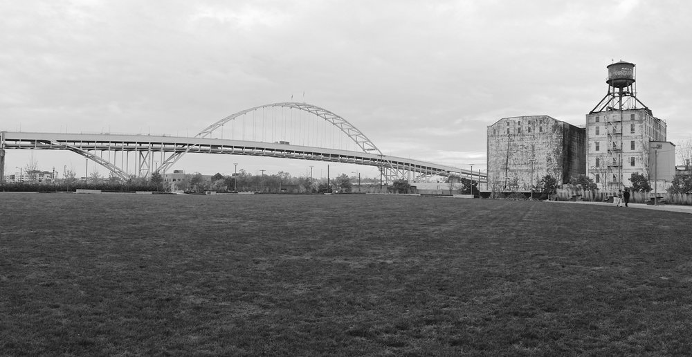 Fremont Bridge in Portland, OR. Photo by: MB