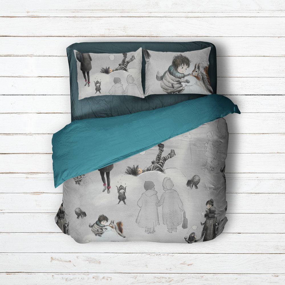 Pattern on bed.jpg