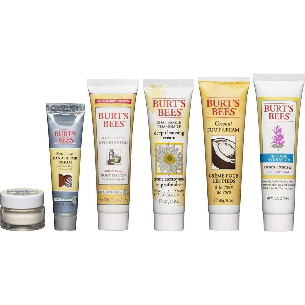 Burts Bees - Travel Kit