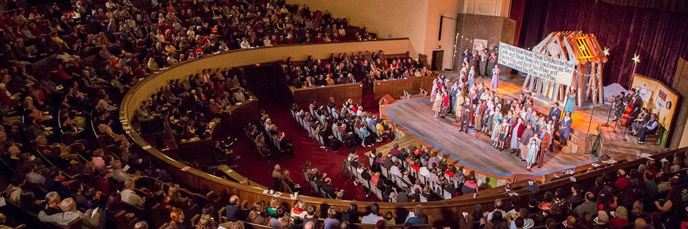 The 32nd Annual Christmas Revels - December 8-10 & 15-17 at the Scottish Rite Theater