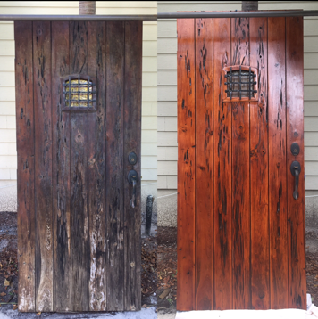 restore pecky cypress palm beach\u0026nbsp; & Historic Door Restoration; Pecky Cypress \u2014 Palm Beach Teak