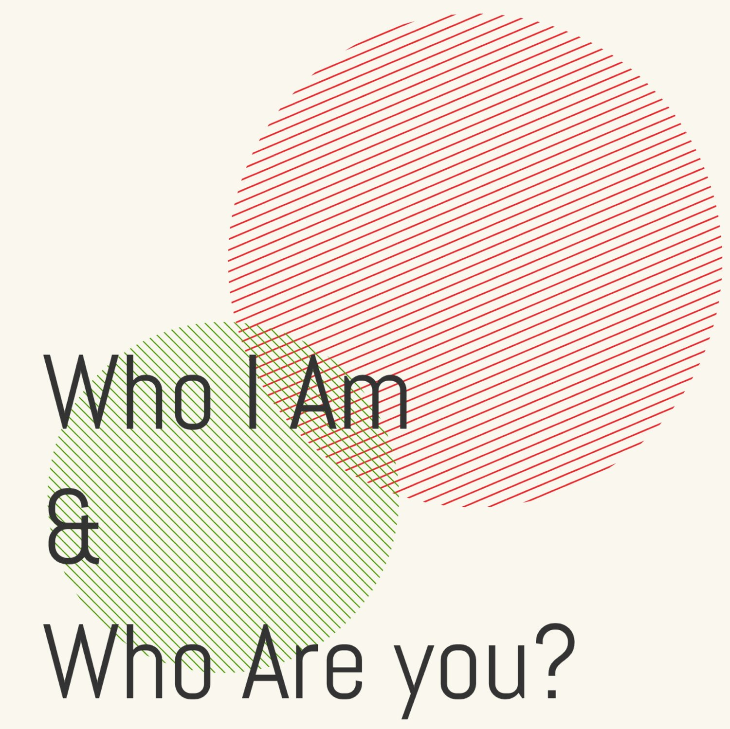 Who I Am & Who Are You?