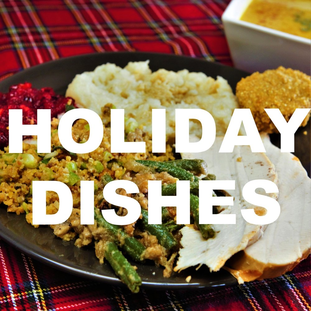Healthier Holiday Recipes I My Simple Changes