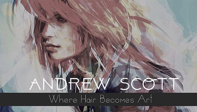andrewshair. net #nmhairstylist #abqhair #nmhairstylist #andrewscottsalon #smallbusiness #art