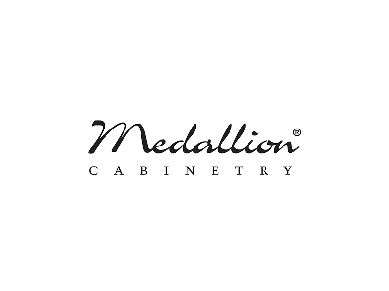 Medallion - Medallion Cabinetry by Elkay offers a nearly limitless array of styles, wood finishes and customizable cabinetry to create built-in furniture for the kitchen, bath, and other living spaces throughout the home. Elkay is the fifth largest cabinet supplier in the United States.
