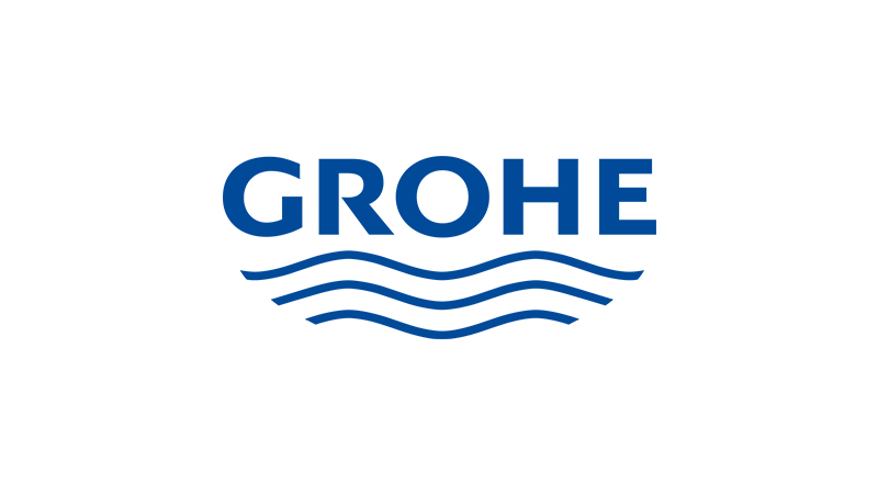 "Grohe - GROHE is the world's leading provider of sanitary fittings and a global brand, dedicated to providing innovative water products.For many decades, GROHE has been committed to the brand values of technology, quality, design and sustainability that all illustrate GROHE's commitment to creating exceptional experiences and to delivering ""Pure Freude an Wasser"". With its engineering, innovation and design activities firmly anchored in Germany, GROHE products bear the badge of quality ""Made in Germany"", ultimately strengthening the customers' confidence in the brand. All plants of the GROHE manufacturing network make use of high-precision production engineering to ensure compliance with consistently high GROHE standards. This way GROHE ensures that its products live up to the most uncompromising demands in terms of workmanship and functionality."