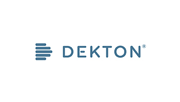Dekton - Dekton employs exclusive Sinterized Particle Technology, a high tech process which represents an accelerated version of the metamorphic change that natural stone undergoes when subjected to high temperatures and pressure over thousands of years.