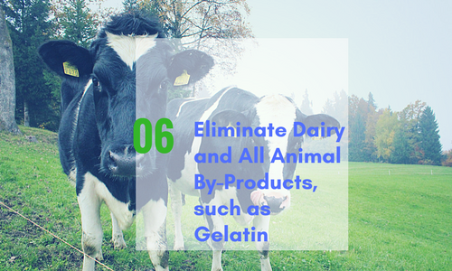 Eliminate dairy and all animal products.png