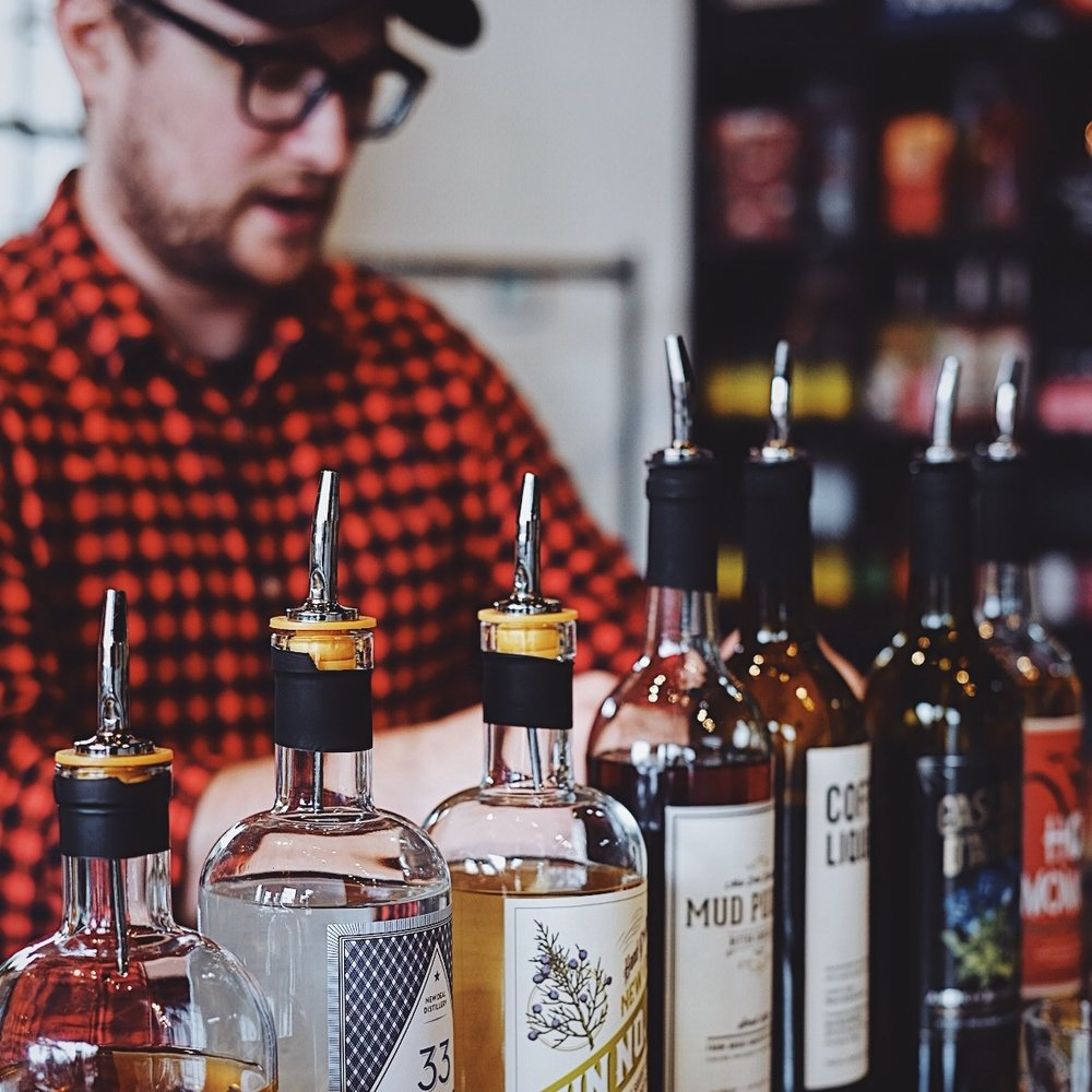 Brands - Large or small, every brand has a story. Check out some of the rad people in the craft spirits and cocktail industry!