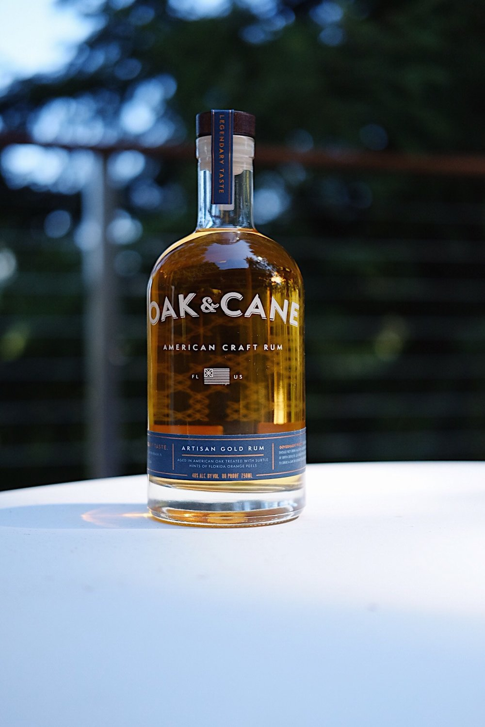 Oak & cane Rum - AGE: no age statementCOST: $40-$50ABV: 40DEFINING FLAVORS: Fruity & Sweet