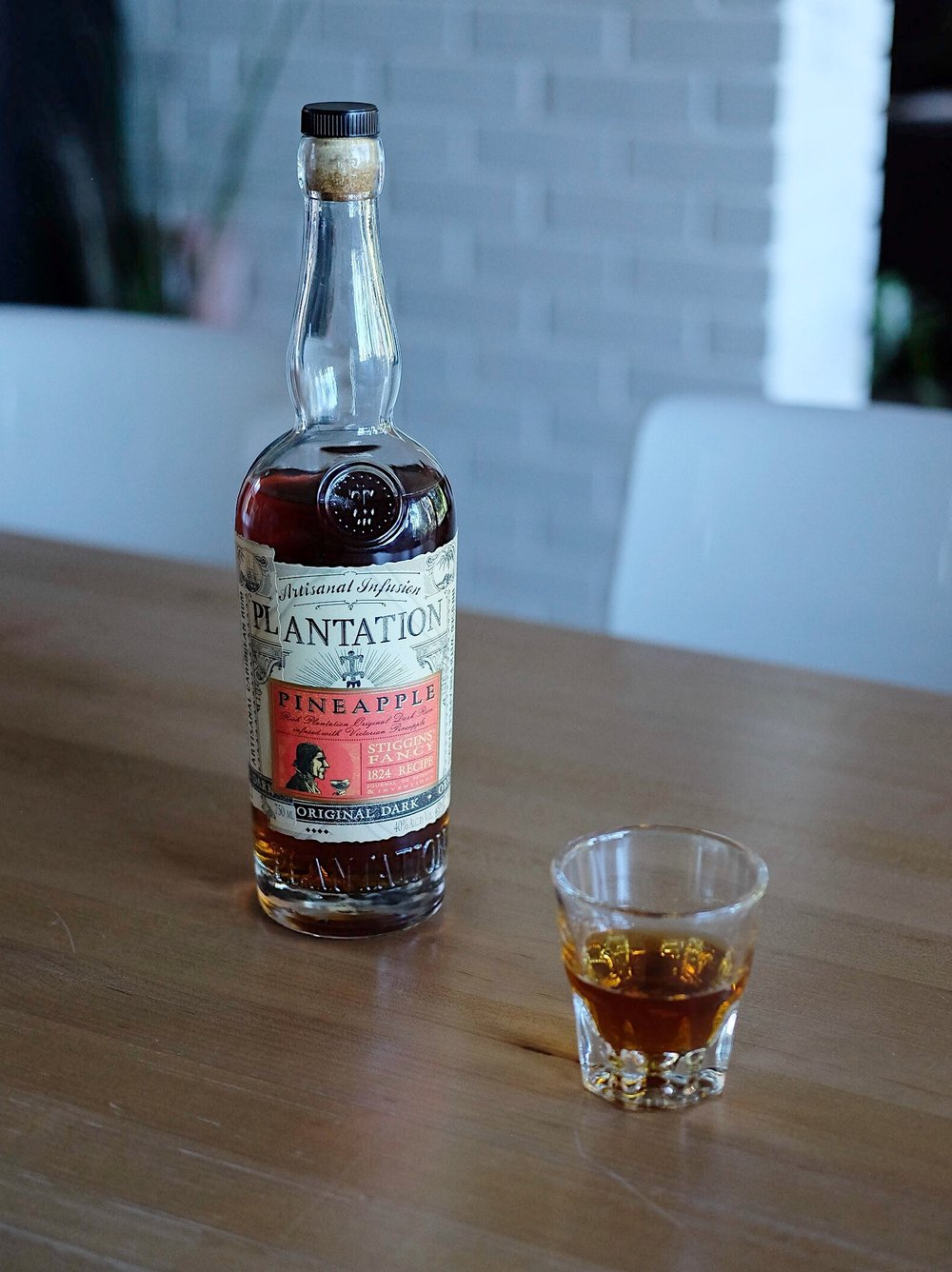 Plantation Pineapple Rum - AGE: No age statementCOST: $30-$35ABV: 40DEFINING FLAVORS: Fruity & Sweet