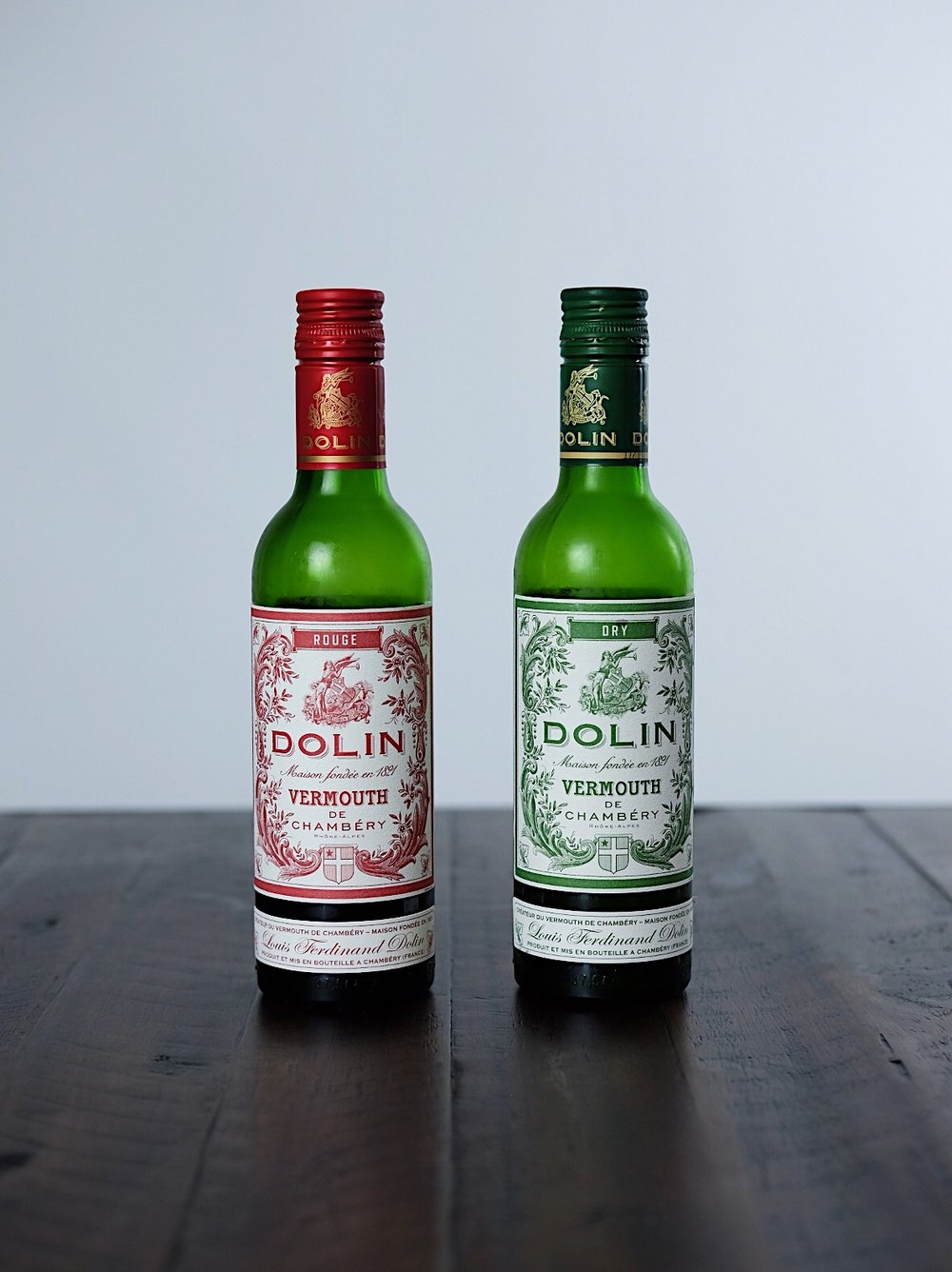 Vermouth - Dolin Dry: $19Dolin Sweet: $19