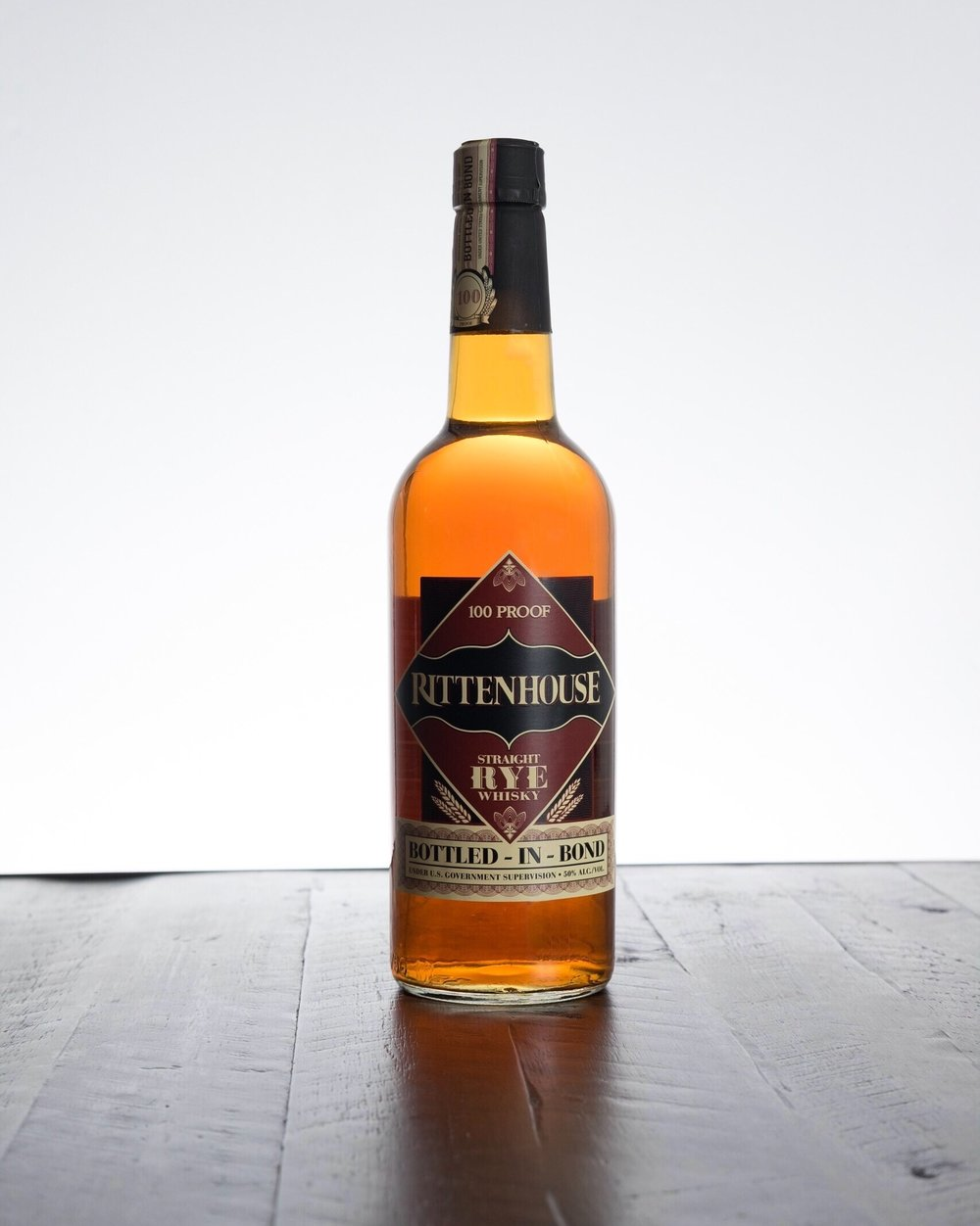 Rittenhouse Rye - AGE: no age statementCOST: $20-$25ABV: 50DEFINING FLAVORS: Spicy & Rich