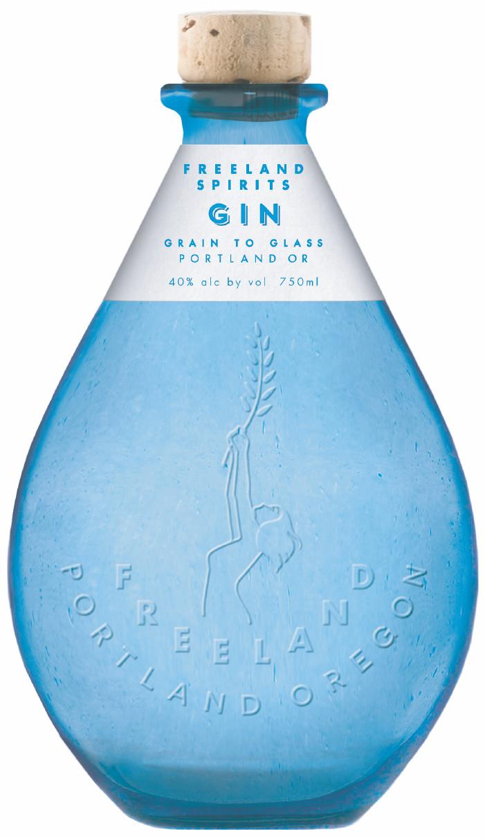 Freeland Spirits Portland Gin