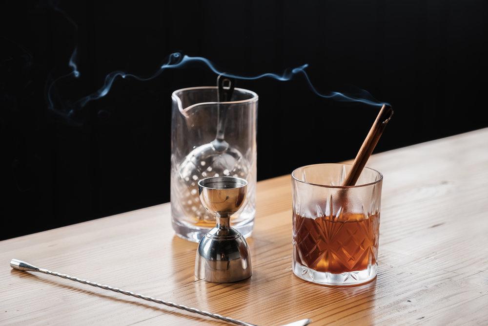 cocktails using mezcal