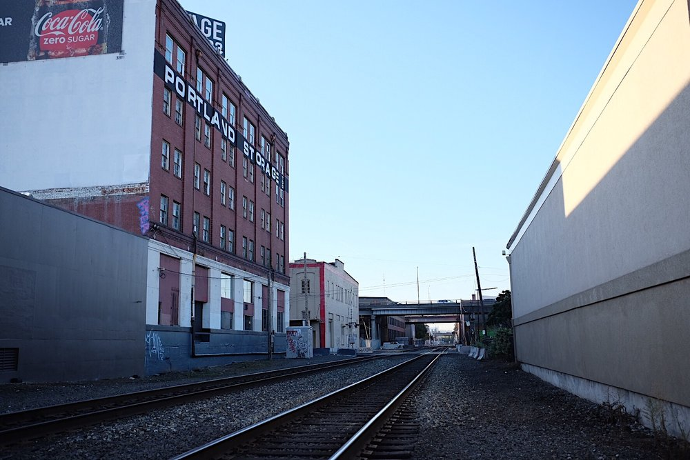 Distillery Row Portland