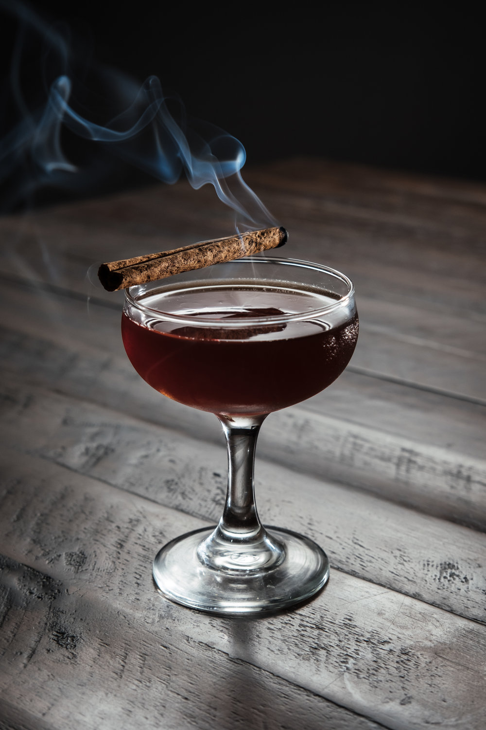 ingredients - 1 3/4 oz Roasted Pecan Infused Bourbon3/4 oz Laird's Bonded Apple Brandy1/4 oz Bénédictine1/4 oz Falernum1 dash aromatic bitters1 dash absinthe