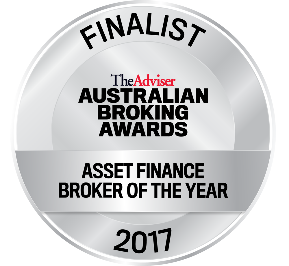 Fraser Financial Services Asset Finance Broker of the Year 2017