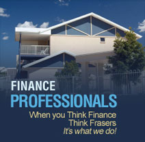 Fraser Financial Services Finance Professionals