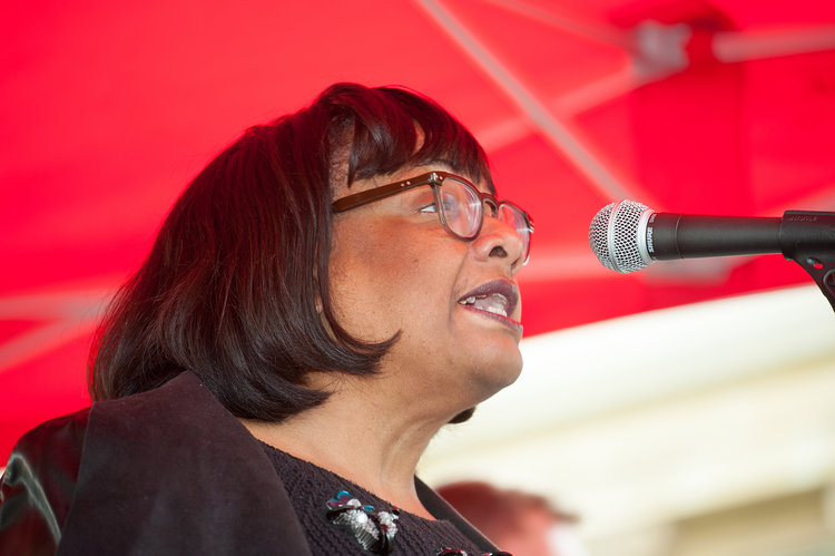 Diane Abbott, Shadow Home Secretary, UK, has received racism-fuelled online threats