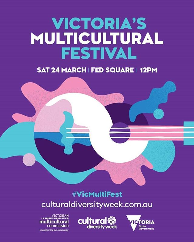 RP: @multiculturevic Hope you didn't miss the full program come out for #VicMultiFest?  Come down and join us from 12pm at @federationsquare for a free day of diverse sounds, delicious flavours, traditional dance, loads of kid activities, a global garden, an arts precinct and more.  Check out the program to plan your day - link in @multiculturevic bio!  #culturaldiversityweek #culturaldiversityweek2018 #multiculturalfestival #multicultural #australia #melbourne #victoria #benative #lexigo #anecsys #translation #vicmultifest #proudtobelong #vicculturewaves #repost