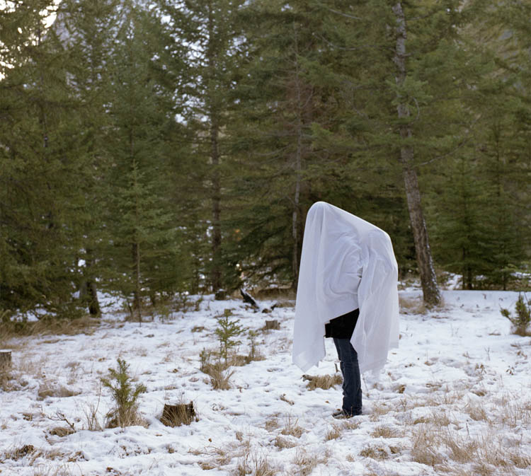 mother/ mountain/ ghost , 2011.