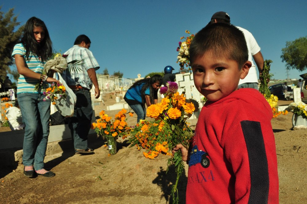 Día de Muertos, Mexico.