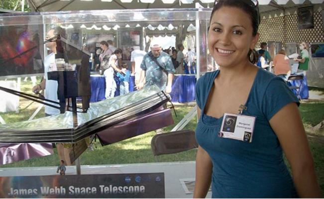 Margaret Domínguez, mexicana a la conquista de la NASA - Se abrió paso en el difícil campo de la física y las matemáticas, fascinación que la llevó a ser una de las mujeres exitosas en la NASA
