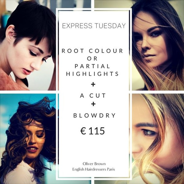 In the mood for a special offer? Pressed for time? Mention this post when booking. Call or Text 06 74 91 50 91⠀ English hairdressers Paris. The place to be for style or a refreshing change. ✂️✂️✂️⠀ 🇫🇷🇦🇺🏳️‍🌈🇧🇷🇨🇮🇨🇦🇪🇺🇮🇳🇯🇵🇳🇿🇳🇿🇿🇦🇺🇸🇬🇧#style #paris🗼 #balayage #hairstyle #hairstylist #haircut #hairtransformation #englishhairsalon #parishair #parisstyle #expat #expatlife #expatriatesmagazine #expatriate #expatwoman #hairstyles #hair #haircolour #hairart #hairdresser #expatliving #parispulse #olaplex #nanokeratin #hairtreatment #bestofparis #bestofparis2018