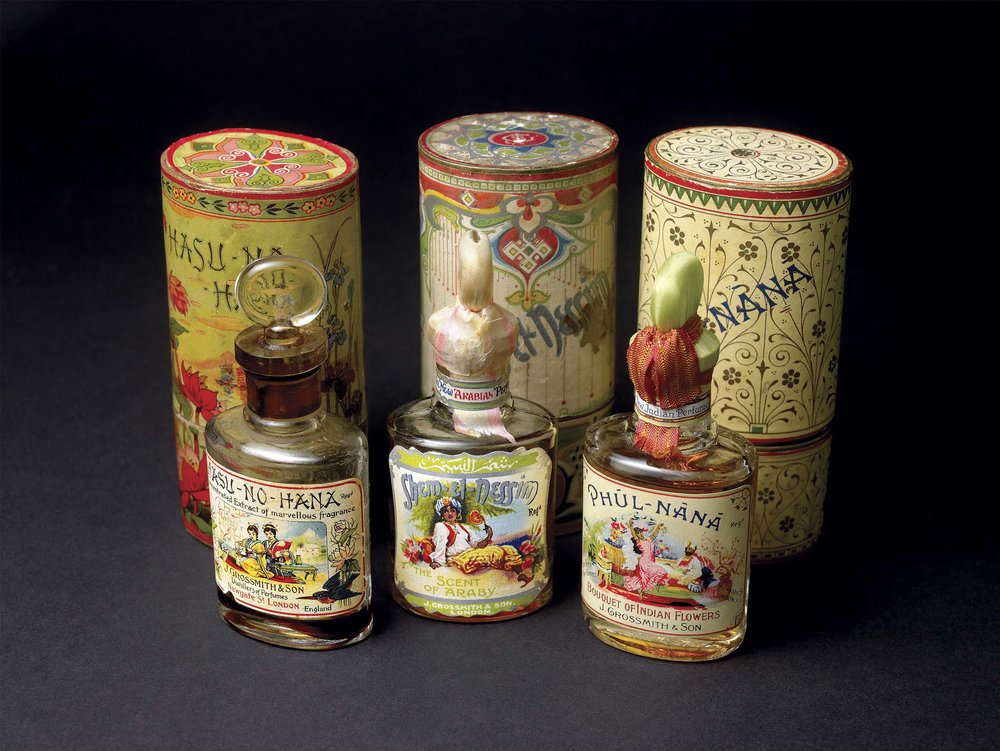 Hasu-no-Hana, Shem-el-Nessim and Phul-Nana from the Grossmith Archives