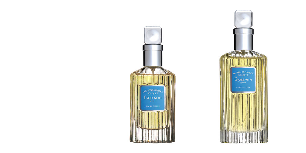Grossmith DIAMOND JUBILEE BOUQUET EDP