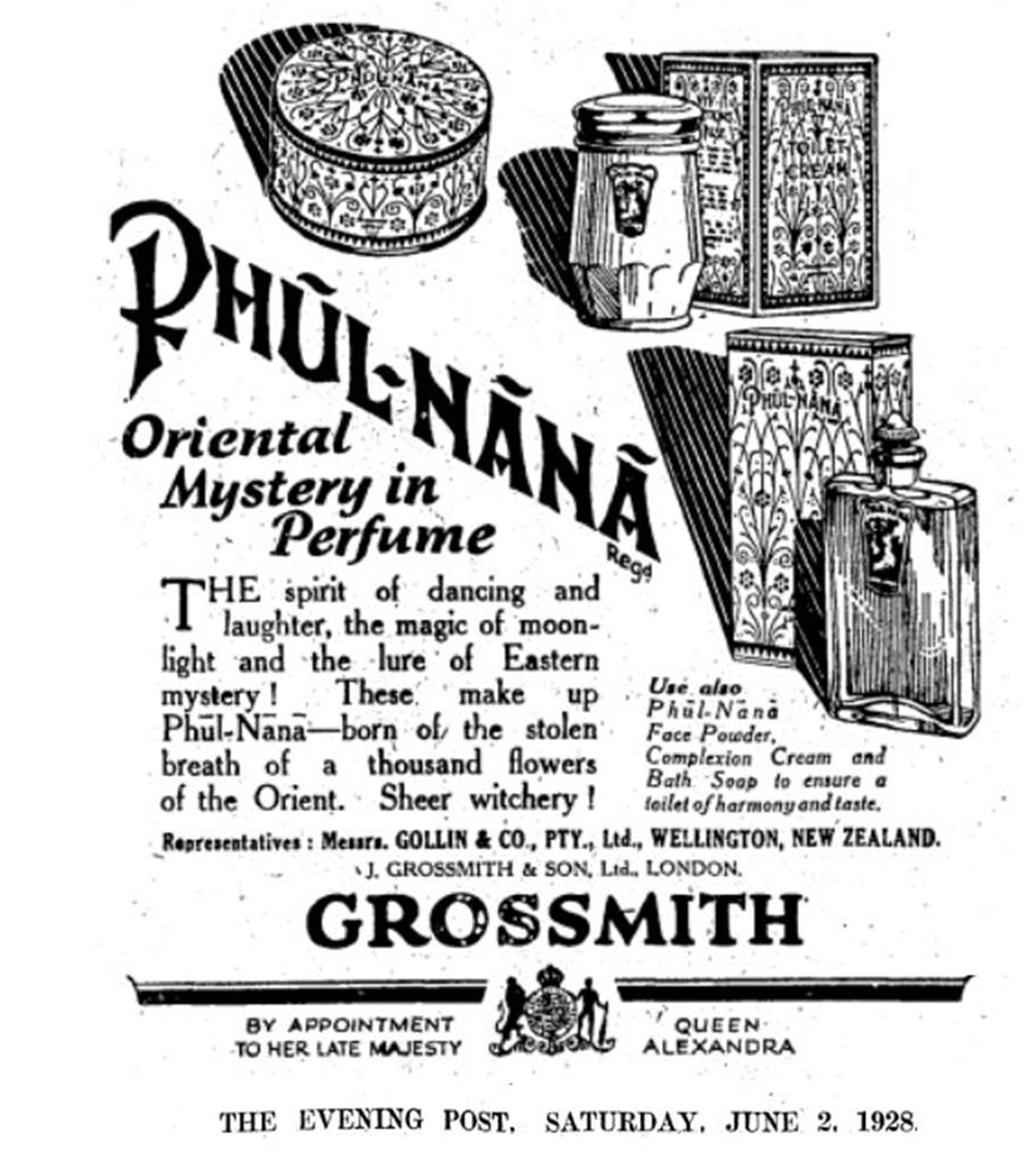Grossmith - Phul-Nana 1928.JPG