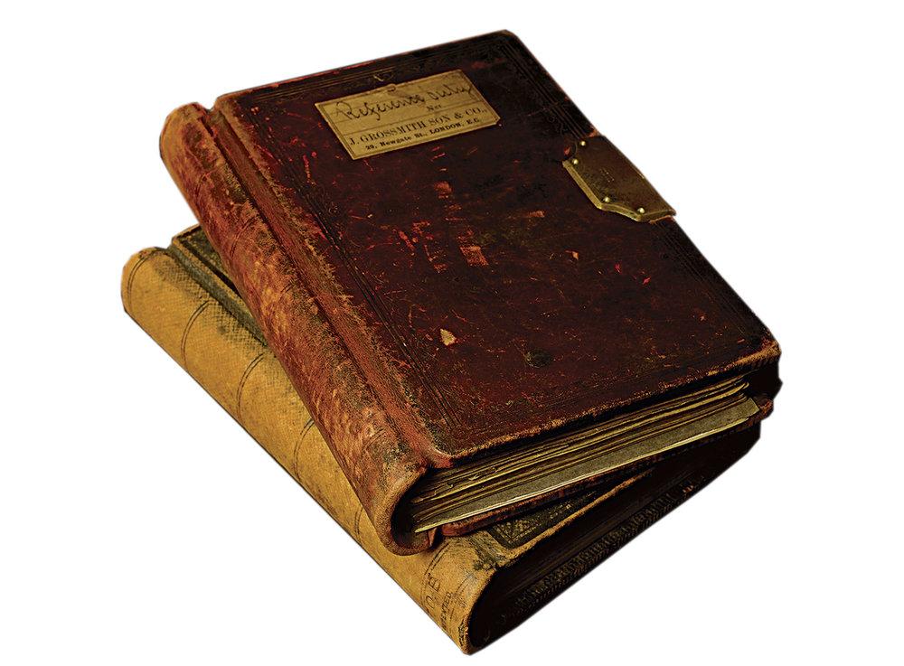 Grossmith Formula Books