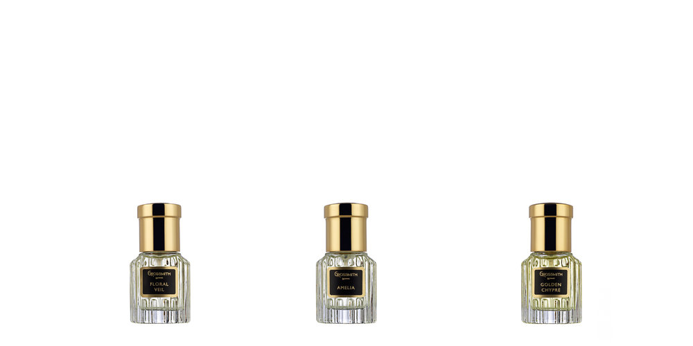 GROSSMITH Black Label Collection Gift Presentation 10ml