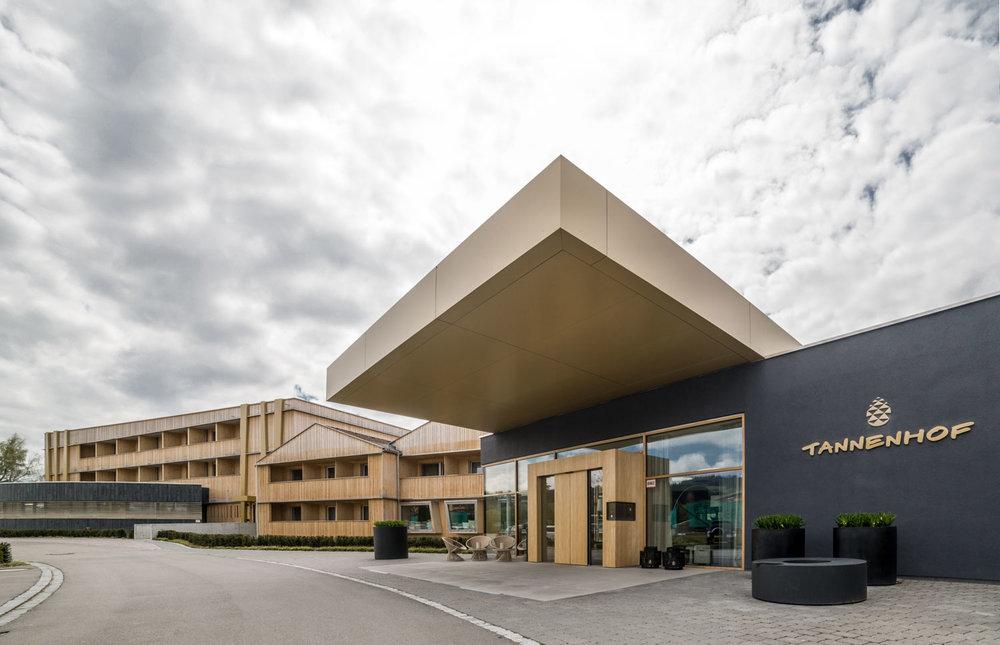 Gewerbe - Sporthotel Tannenhof - 2016Weiler (D)