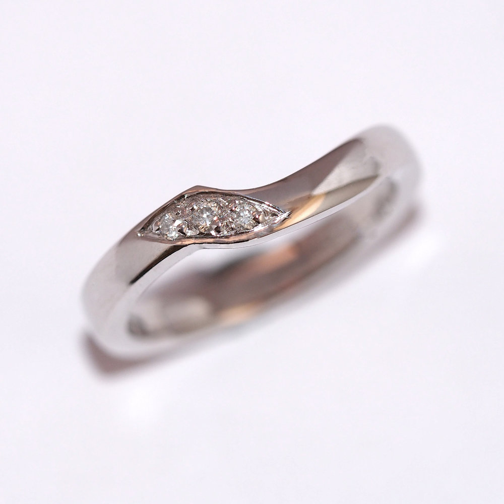 Handmade in Sheffield Fitted Wedding Ring