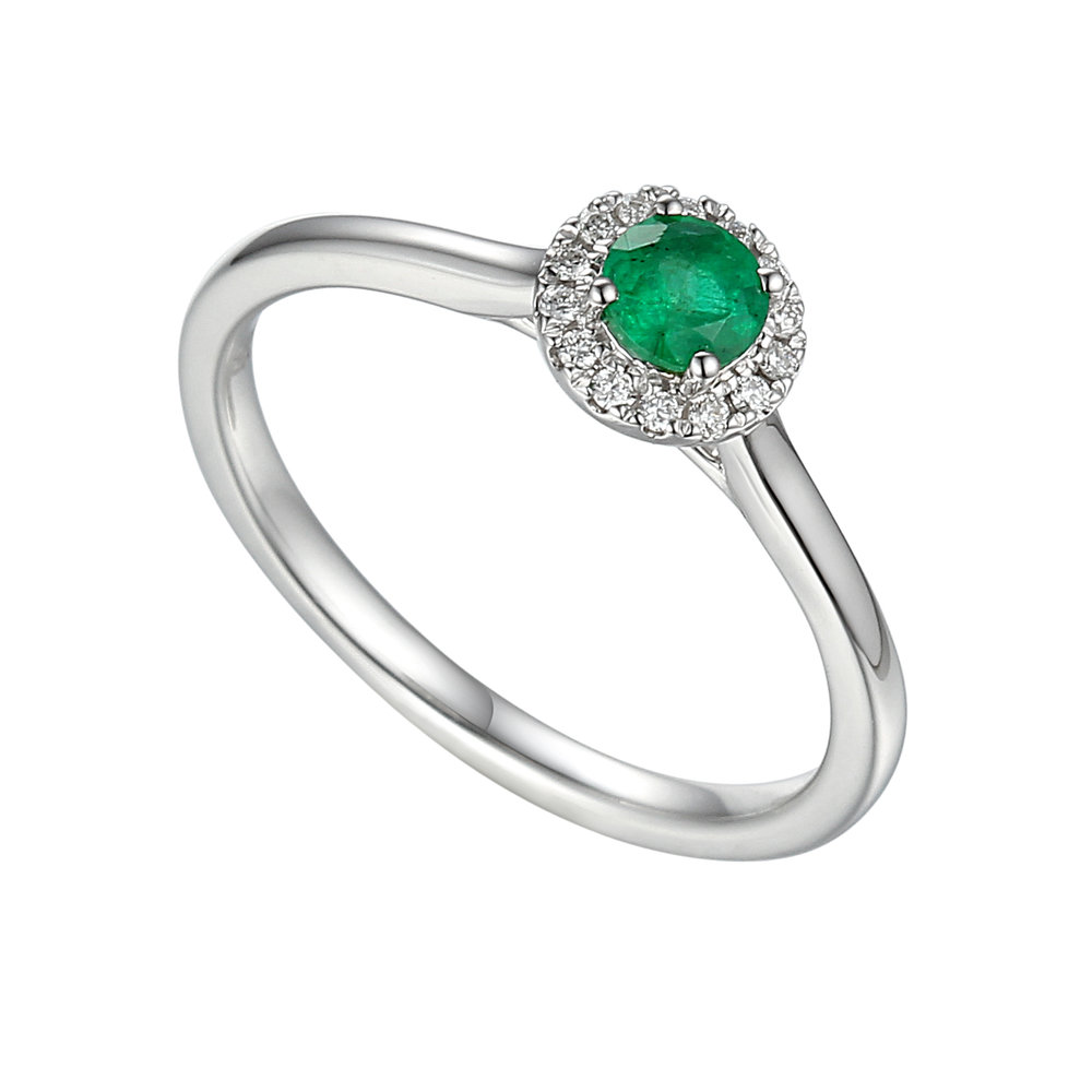 emerald - Shop Emerald Engagement Rings