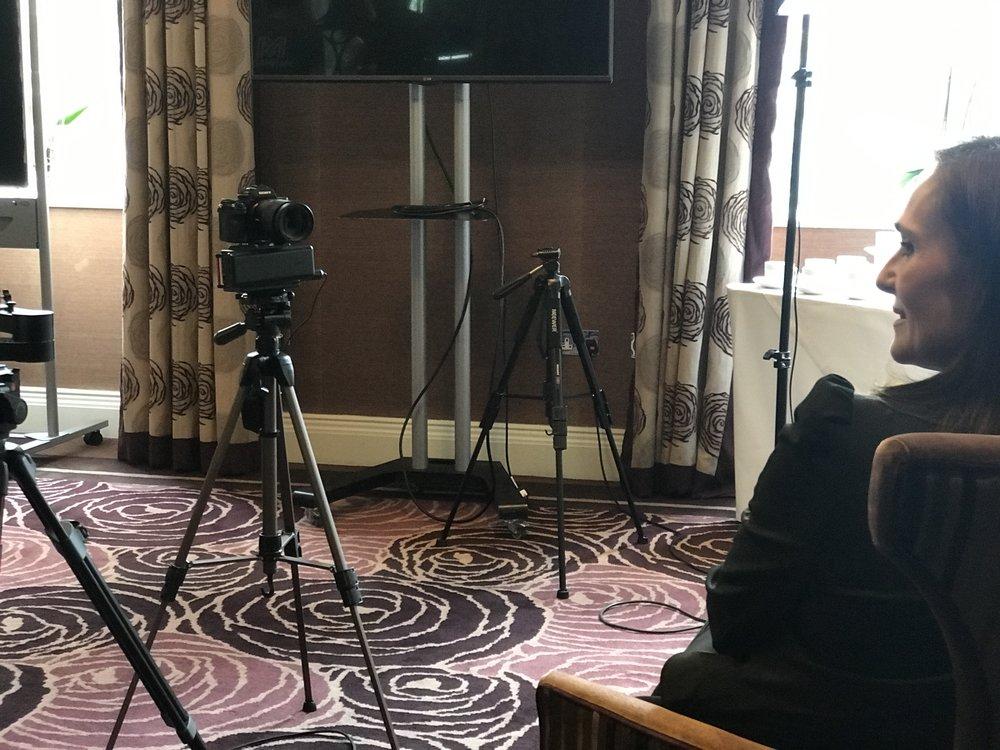 Aude ST filming.jpg