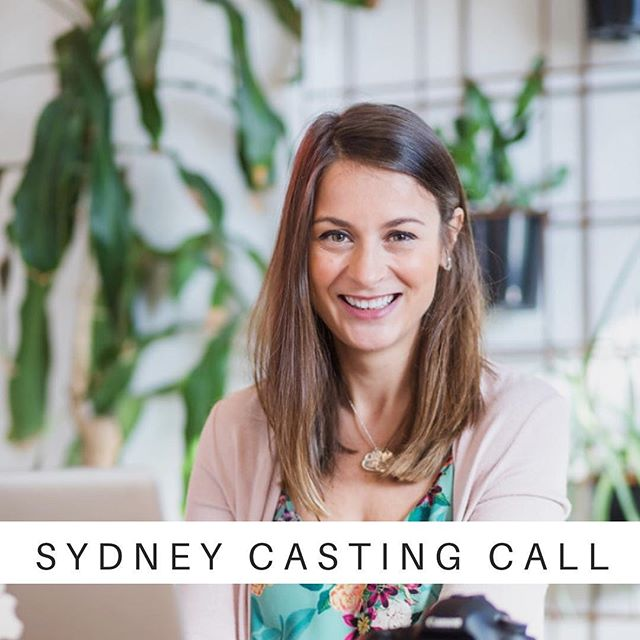 ➖ Sydney Casting Call (Contra)  Hey Ladies, mid 30s-40s! Looking for a confident lovely lady to feature as a client receiving an in-home mani-pedi service for photos and a brand video.  No prior modeling experience necessary, as I will be directing you, but would be great if you're confident in front of camera.  Shoot will take place either Tuesday 26th or Wednesday 27th, at a beautiful home in Bondi or Killara. You will be required for a 2 hour shoot session.  Remuneration is a Luxury Mani-Pedi treatment (valued at $165) and a Basic Headshot session immediately after the shoot (valued at $500).  If you've been in the market for some fresh new images (and video content) of yourself, this might just be the opportunity 🙂  If interested, please email info@heistcreative.com.au with subject 'Sydney Lady mid 30s-40s'. Please send your name, recent images and general availability over the 2 days. Thank you!  📷 is from @rbphotographysydney's Branding Session. Rebecca, like me, spends her time behind the lens, but she really ought to spend more time in front of it 😀  #sydneyphotographer