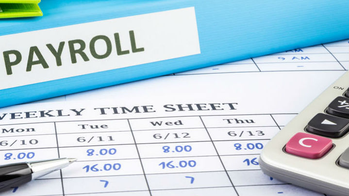 - Payroll: Outsourcing payroll can relieve the burden of having to operate a regular payroll system. We can provide a timely, accurate and flexible payroll service, including paper or electronic payslips.