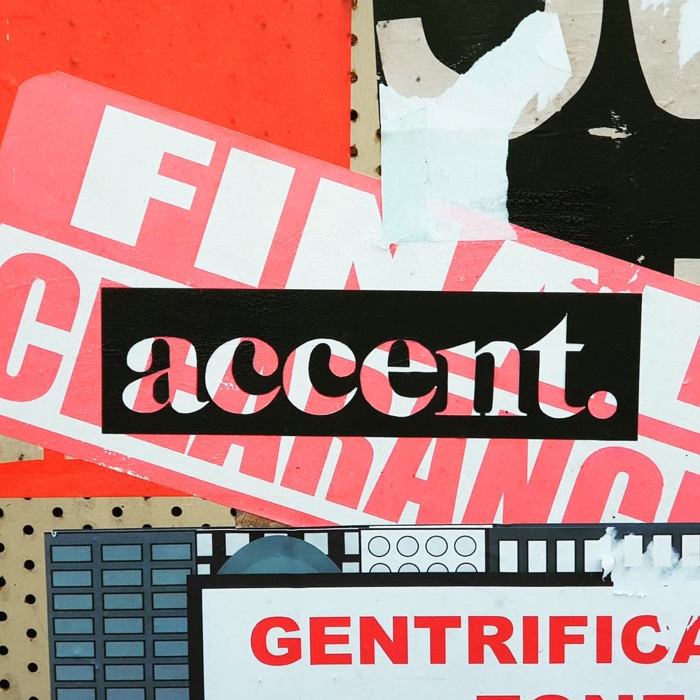 Accent+London + logo