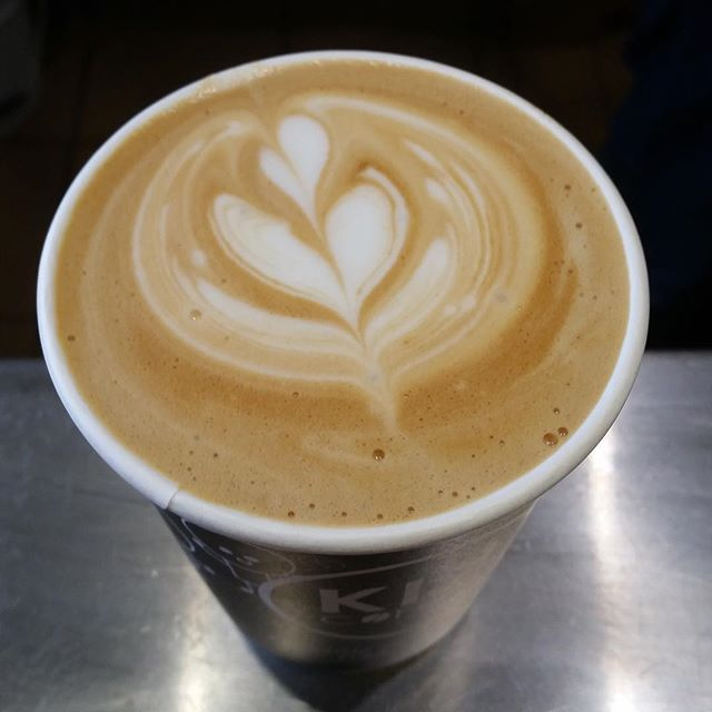 A view from the top! #coffeeweloveyou ⠀ . ⠀ . ⠀ . ⠀ #coffee #coffeeart #kikcoffee #latteart #coffeeislife #coffeelover #coffeeofinsta #coffeebar #coffeeshop #espresso #freshcoffee #latte #coffeeshots #coffeetime #coffeegram #instacoffee #butfirstcoffee #coffeeoftheday #coffeebean #Adelaide #southaustralia #kikcoffeestores #coffeeholic ⠀