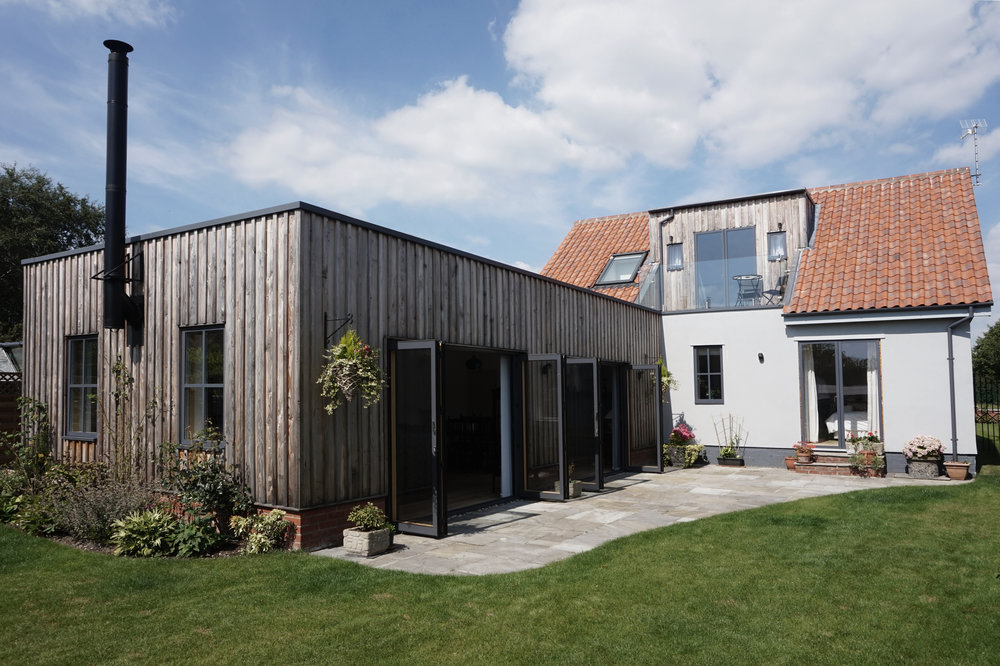 John Foat Architects - Architect Brighton, Southwold 1