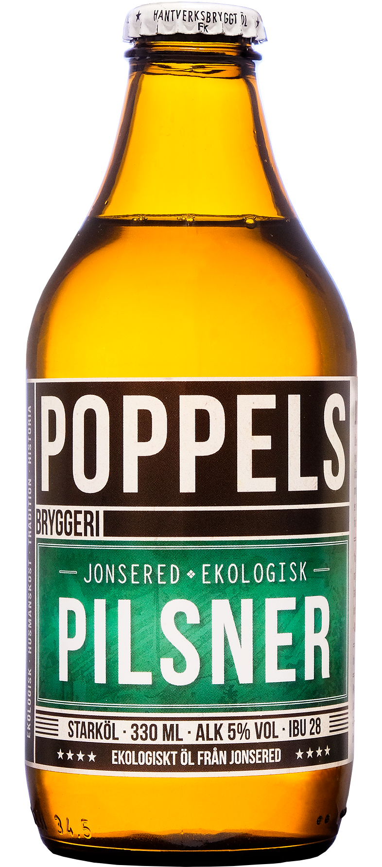JONSERED ECOLOGICAL PILSNER 5% -