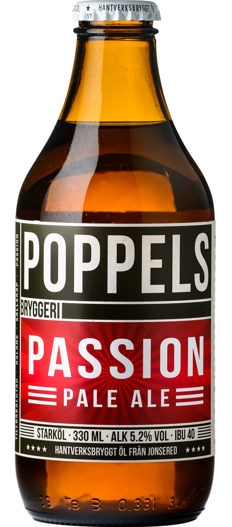 PASSION PALE ALE 5.2% -
